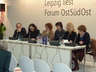 Slovenska književnost na sejmu v Leipzigu 2012