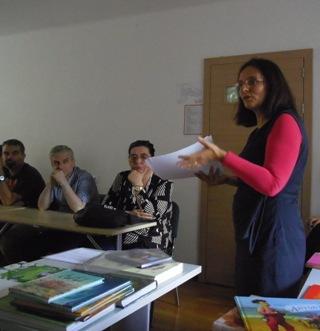 Delavnice prevajalskega seminarja 2014