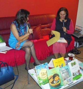 Literarni večer na Prevajalskem seminarju 2014